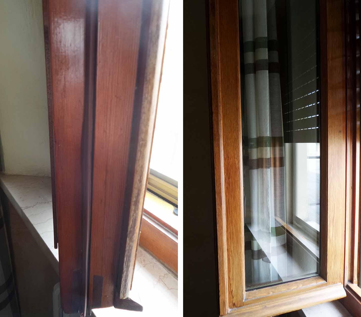 Falegnameria artigianale antonella menicagli - Vetri doppi per finestre ...